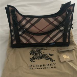 NEW authentic Burberry Handbag